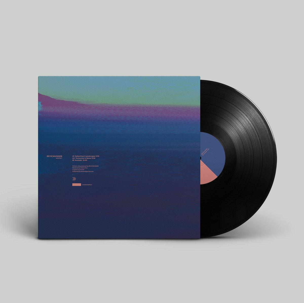 Kontakt part 2 (digital)   Sevendipia Records