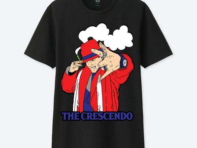 AJ Jordan 'The Crescendo LP' T-Shirt main photo