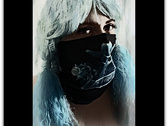 Gunman Custom Face Mask/Shield (Limited Edition) photo