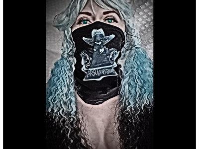 Gunman Custom Face Mask/Shield (Limited Edition) main photo