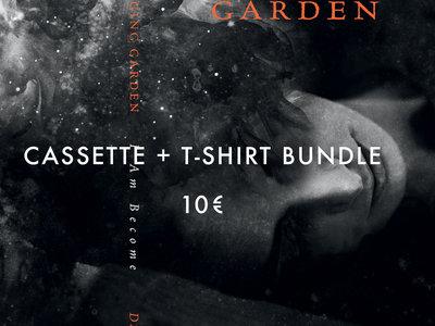 I Am Become cassette + t-shirt bundle main photo