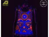 Women Sleeveless - Limited Edition UV Reactive by Public Beta Wear photo