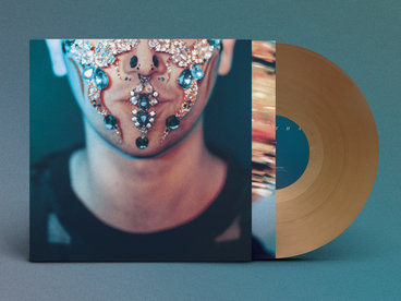"Limited edition 12"" Gold Vinyl main photo"