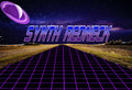 Synthwave Redneck image