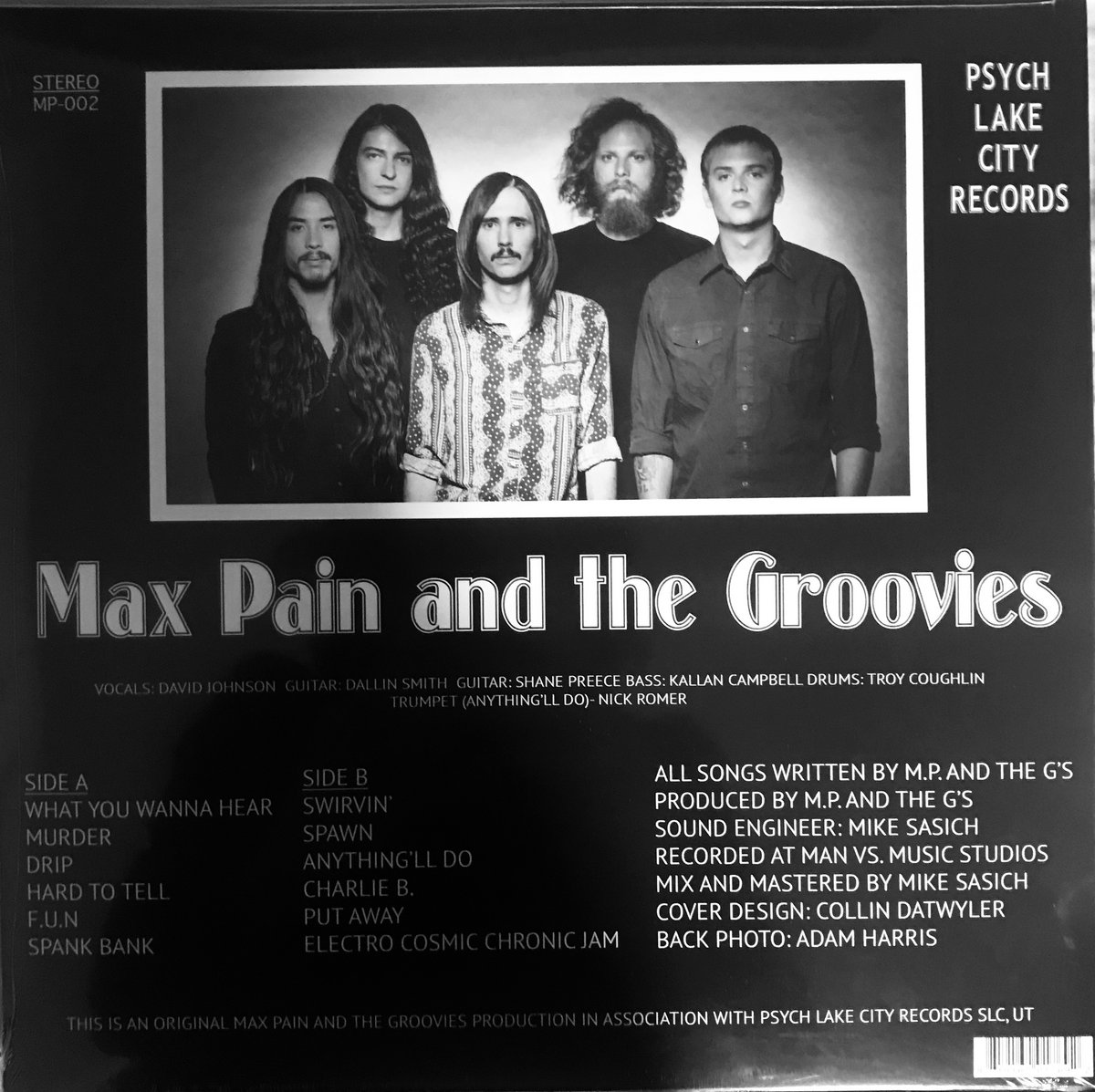 Electro cosmic | max pain and the groovies.