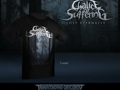 CHALICE OF SUFFERING T-shirt (Limited Edition) + Digital Download main photo