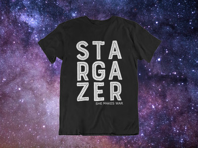 Limited Edition STARGAZER Tee - last unisex SMALL main photo
