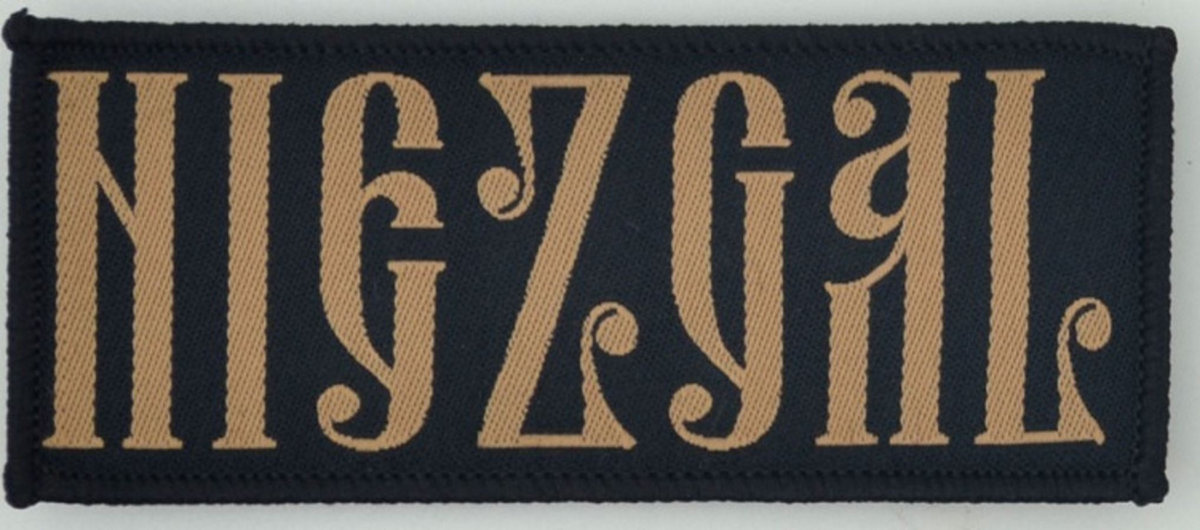 NIEZGAL - Logo Patch   Possession a6bfbf776b