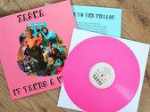 Vinyl + USZ Key Bundle photo