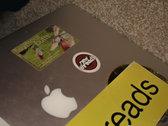 Round Sticker! photo