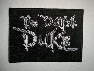 Patch Logo - Black main photo