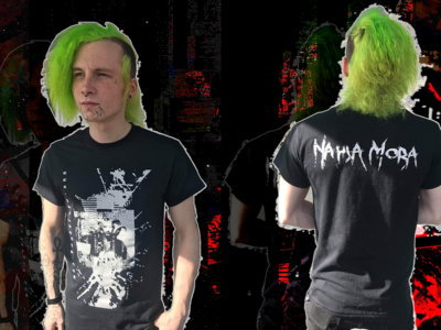 Drekavac Goat Christ T-Shirt main photo