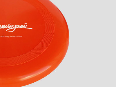 FLAMINGOSIS FRISBEE *RARE* main photo