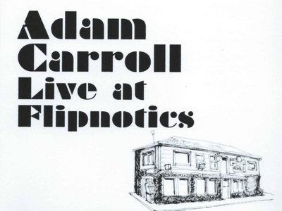 Live at Flipnotics - Physical CD main photo