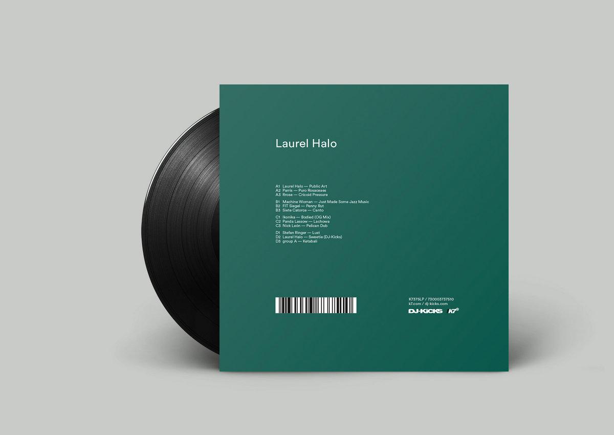 DJ-Kicks: Laurel Halo | Laurel Halo