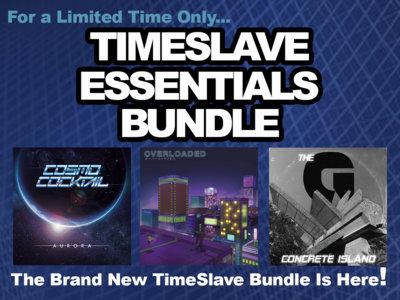 TimeSlave 'Synthwave Essentials 2' Vinyl Bundle (15 available) main photo