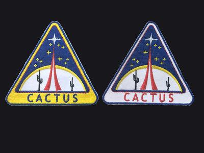 Cactus Commander Patch main photo