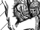 Gagoterapia x TLF - 'Es un angel que va cabalgando' (Digital Wallpapers) photo