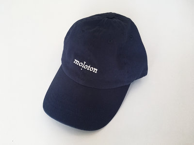 Moloton cap, embroidered main photo