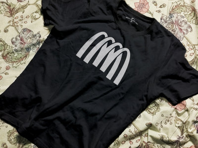 Mall Unisex Black Tee main photo