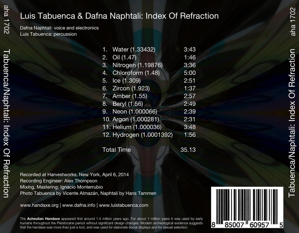 Index of Refraction | Acheulian Handaxe Records