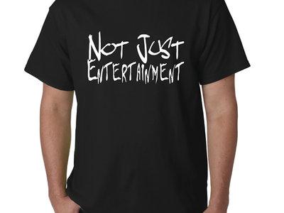 Not Just Entertainment Classic Logo T Shirt main photo