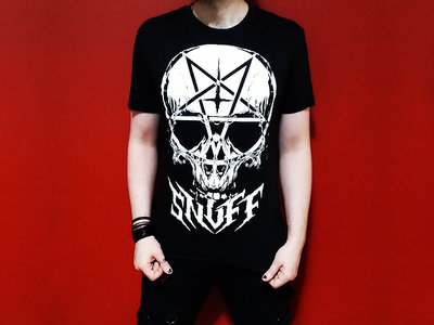 SNVFF SKULL SHIRT main photo