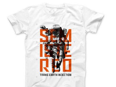 SPACEWALKER T-shirt  [+ free UNFAMILIAR download] main photo