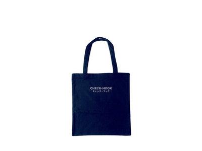 CHECK-HOOK Tote Bag main photo