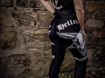 'Hellripper - Scotland' Women's Leggings main photo