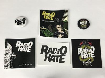 Sticker/Pin Pack main photo
