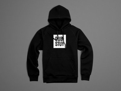 Dub-Stuy Boxed Logo Hoodie main photo