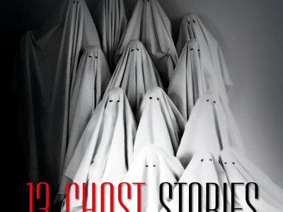 JEAN-MARC LEDERMAN EXPERIENCE: 13 Ghost Stories 2CD Book main photo