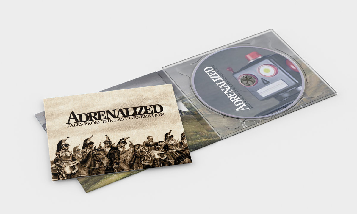 Tales From The Last Generation | Adrenalized