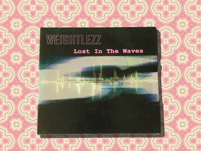 Lost In The Waves by Weightlezz (Double Compact Disc) main photo