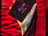 Heart-Shaped Hell EP - lanyard & download tag photo