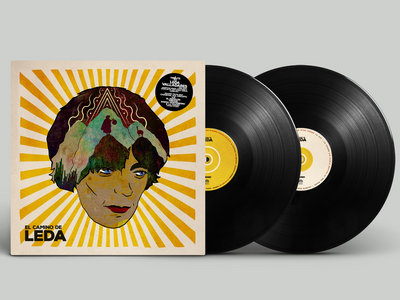 """""""El Camino de Leda"""" Limited Edition Double Vinyl main photo"""