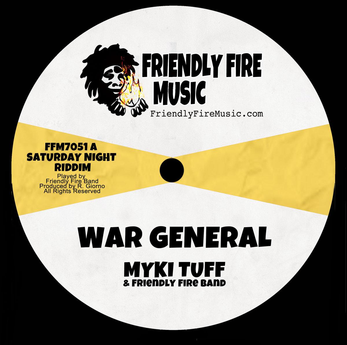 War General | Friendly Fire Music