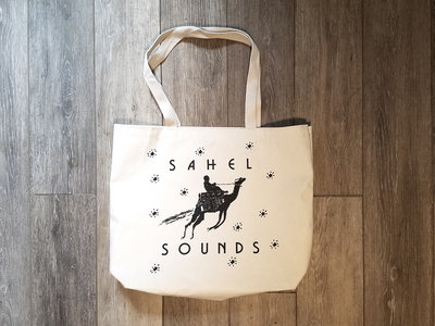 Record Tote Bag with Space Camel main photo