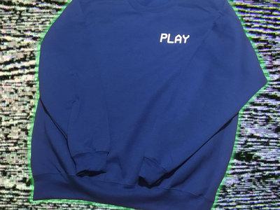 Paris Group Intl - VHS Play Sweatshirt main photo