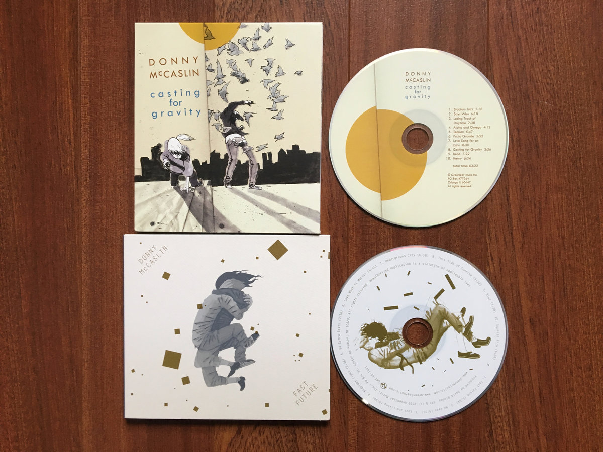 Fast Future | Donny McCaslin