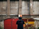 Black Redscale T-Shirt photo