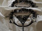 Blaq Martini Shirt (incl. WHYTENUMBERS006 digital) photo