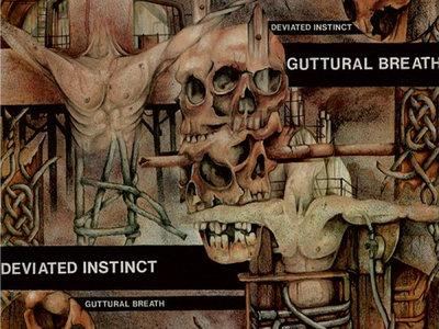Guttural Breath - 180 gram vinyl LP main photo