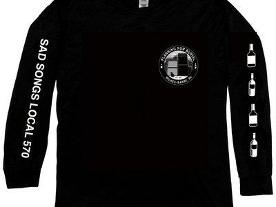 """Sad Songs Local 570"" Longsleeve Shirt main photo"