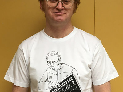 T-Shirt - Drummachine main photo