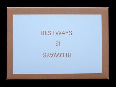 Bedways is Bestways (postcard set) by Dennis Tyfus main photo