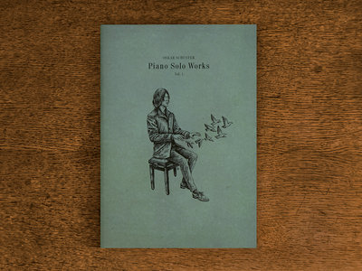 "Sheet Music Book ""Piano Solo Works Vol. I"" main photo"