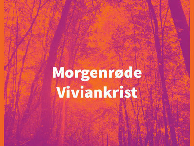 "Viviankrist ""Morgenrøde"" CD main photo"