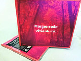 "Viviankrist ""Morgenrøde"" CD photo"